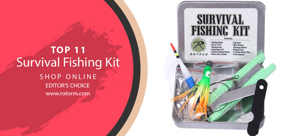 Best Survival Fishing Kit - Editor's Choice