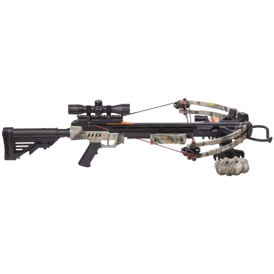 Sniper 370 Crossbow Review 2020