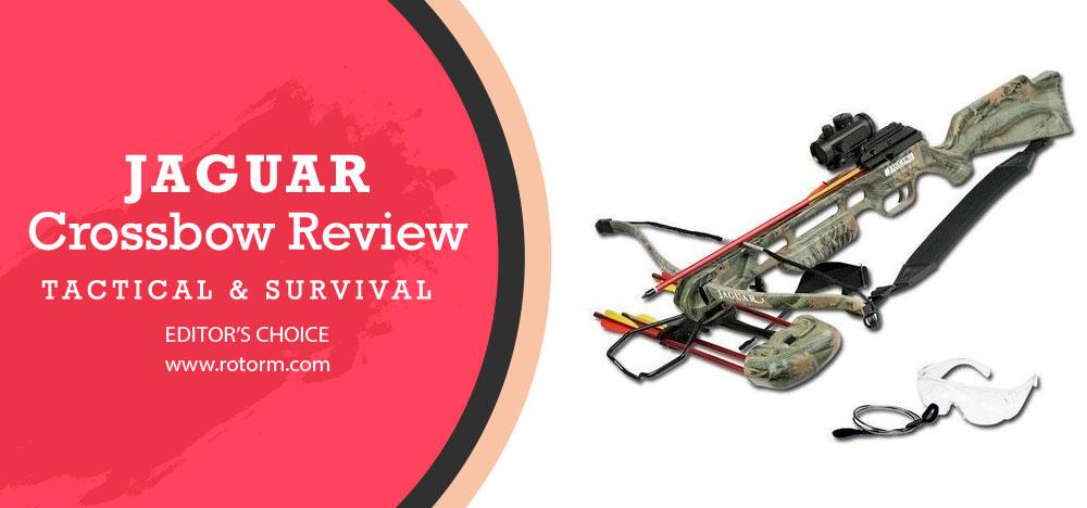 Jaguar Crossbow Review - Editor's Choice