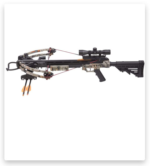 Sniper 370 Crossbow Review - Editor's Choice
