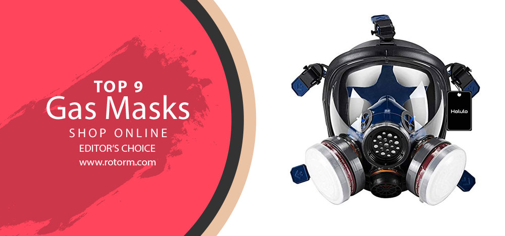 Best Gas Masks - Editor's Choice