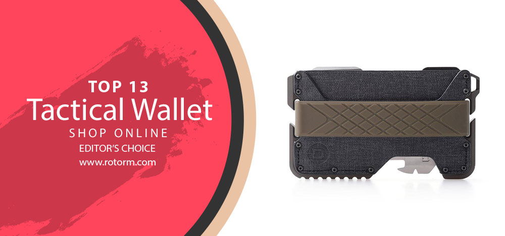 Best Tactical Wallets - Editor's Choice