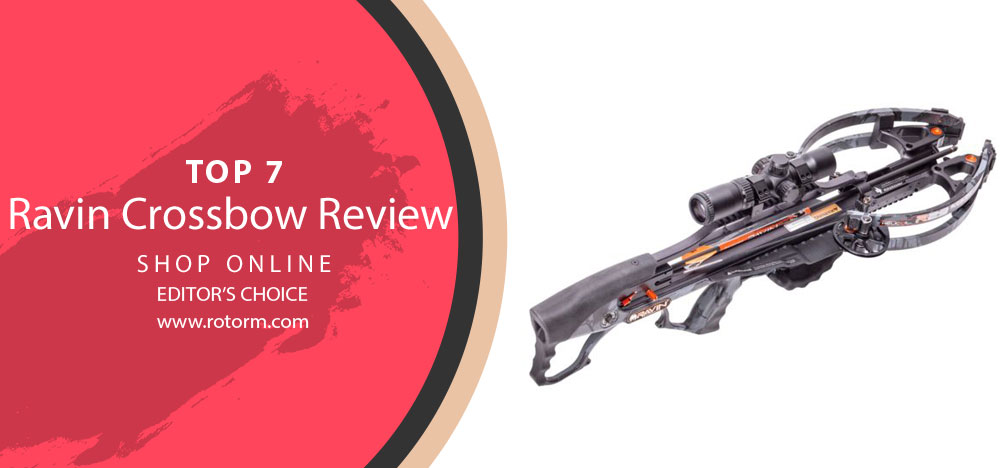 Ravin Crossbow Review - Editor's Choice