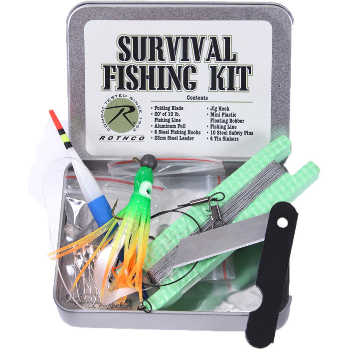 Best Survival Fishing Kit 2021