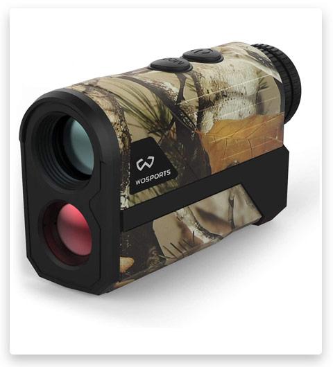 WOSPORTS 1200 Yards Hunting Rangefinder, Archery Rangefinder