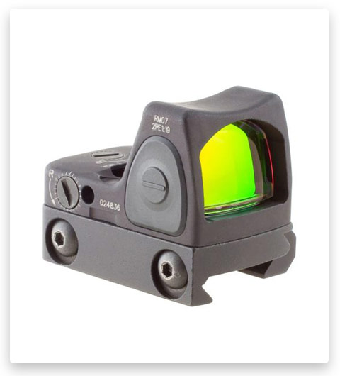 Trijicon RMR Type Adjustable 6.5 MOA Red Dot Sight