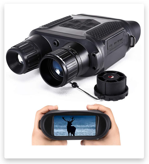 Digital Night Vision Binocular for Hunting