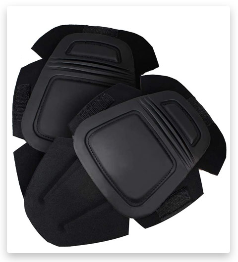 IOGEAR G3 Combat Knee Pads Tactical Protective Knee Pads