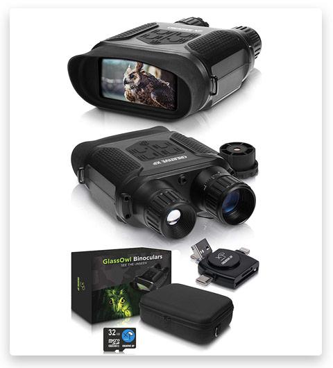 CREATIVE XP Digital Night Vision Binoculars for Complete Darkness