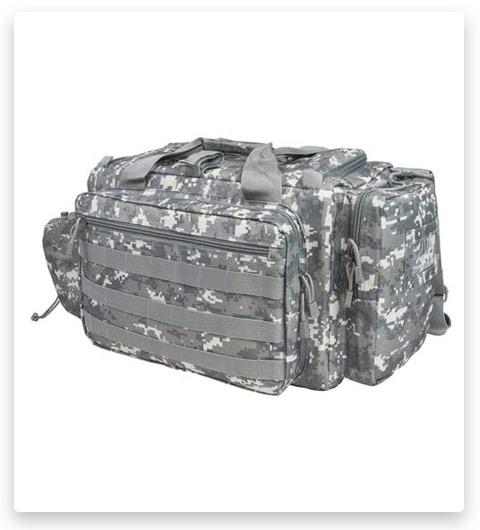 Nc Star Competition Range Bag, Digital Camo