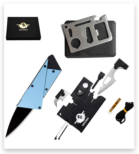 Credit Card Multitool Pocket Tool Kit Wallet Tool