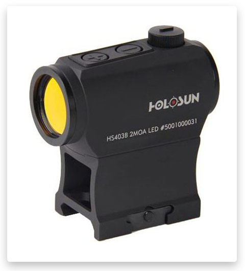 Holosun Paralow Red Dot Sight