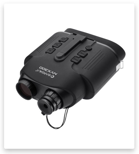 Barska Night Vision NVX300 Infrared Illuminator Digital Binoculars