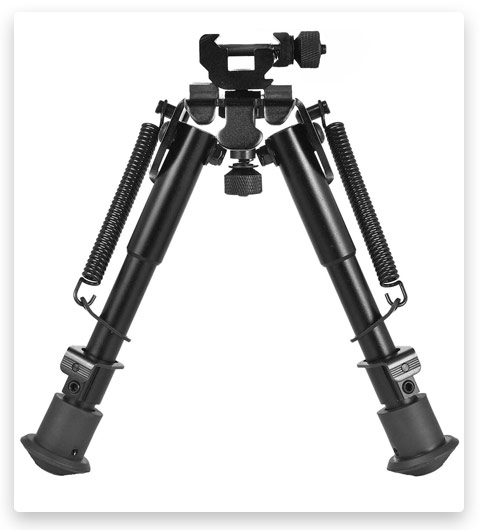 CVLIFE 6-9 Inches Tactical Bipod