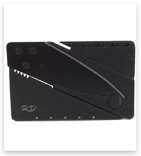 Folding Credit Card Knife