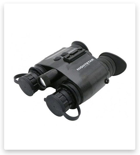 NightStar 1x20mm Head Mounted Night Vision Binoculars