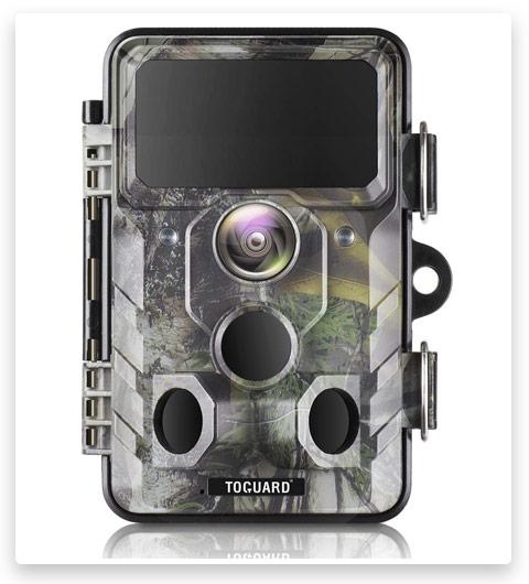 TOGUARD Upgraded Trail Camera WiFi Bluetooth 20MP 1296P