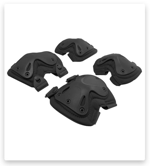 T-Juan MM Pack of 4 Tactical Combat Knee Pads