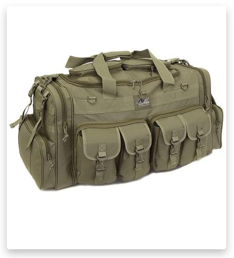 Nexpak USA TF130 5040 Cu in Mens Large 30 Inch Duffel Duffle Military Molle