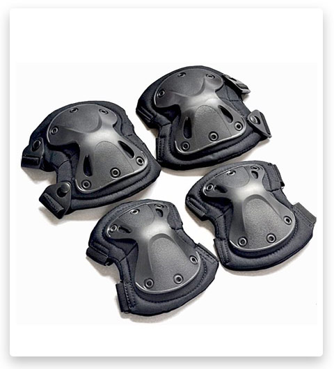 Ever Fairy Combat Tactical Military Army Hard X Knee Pads