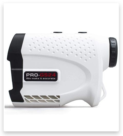 Gogogo Laser Rangefinder for Golf & Hunting Range Finder