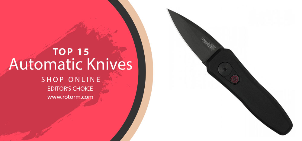 Best Automatic Knives - Editor's Choice