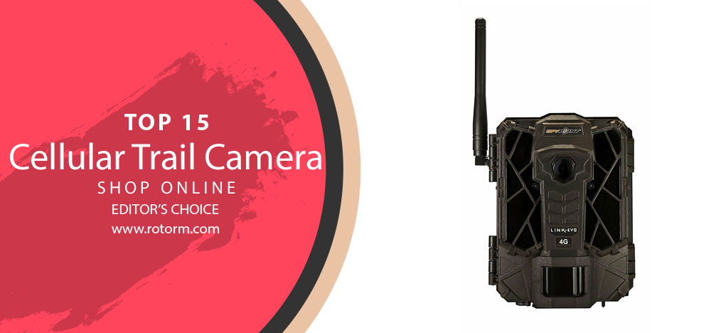 Best Cellular Trail Camera - Editor's Choice