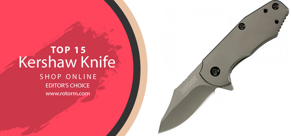 Best Kershaw Knife - Editor's Choice