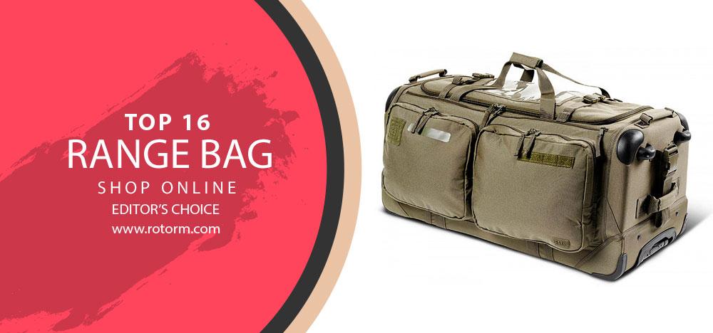 Best Range Bag - Editor's Choice