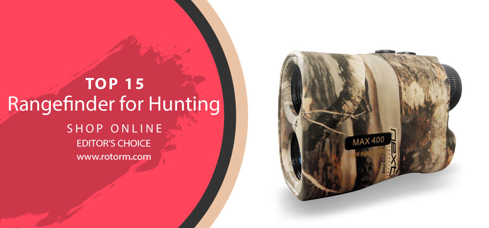 Best Rangefinder for Hunting - Editor's Choice