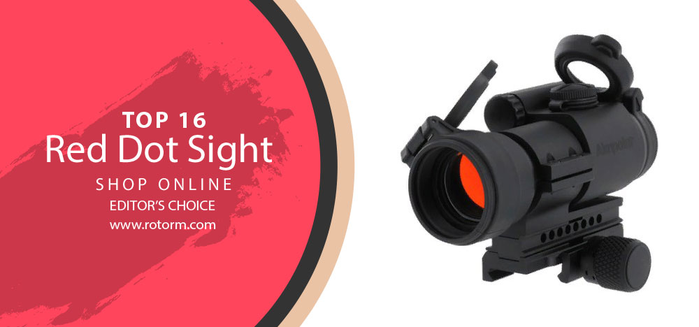 Best Red Dot Sight - Editor's Choice & Top Picks