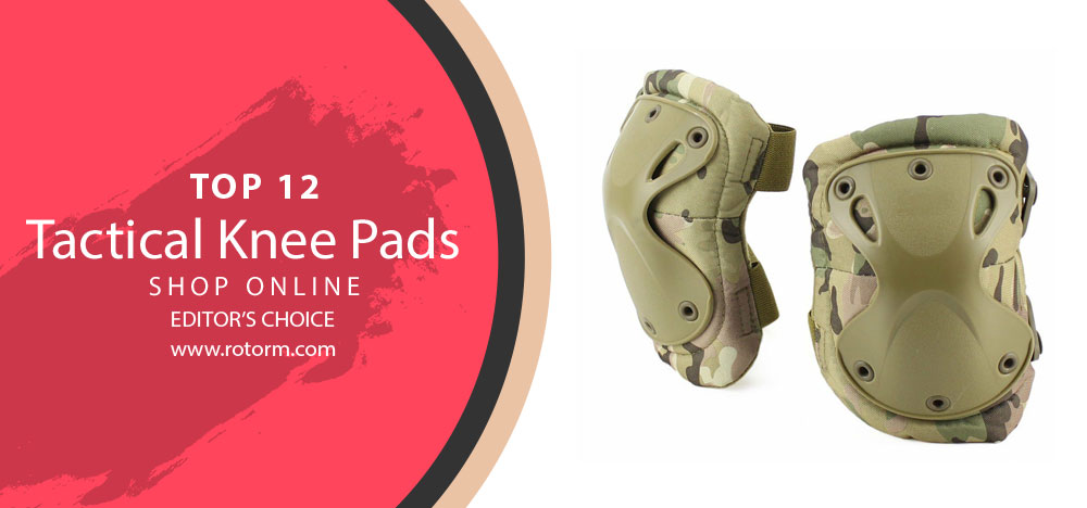 Best Tactical Knee Pads - Editor's Choice