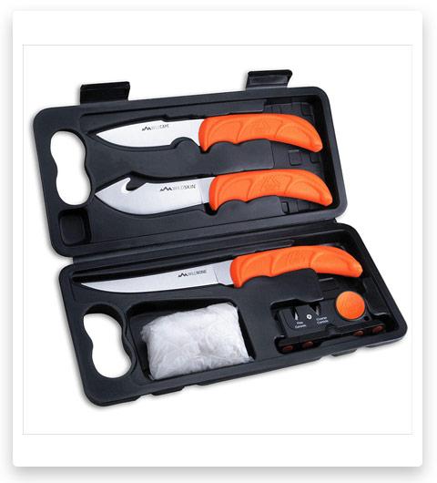 Outdoor Edge WildLite, 6-Piece Knife Set