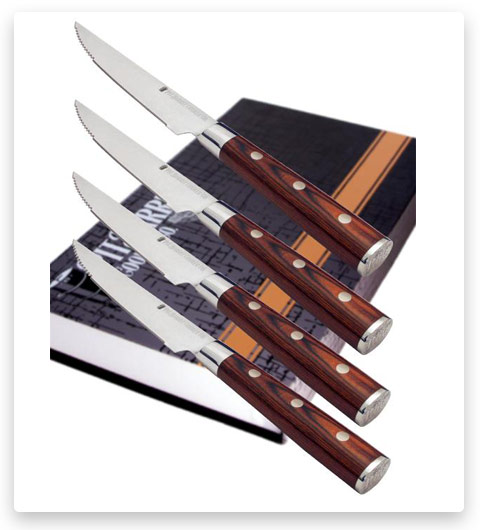 Ultimate Steak Knife Set