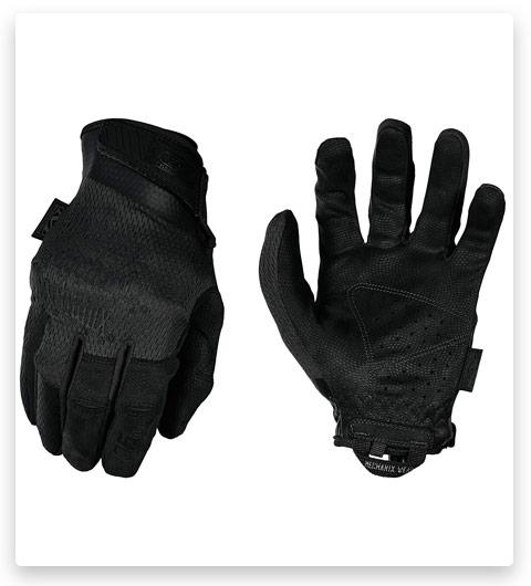 Mechanix Specialty 0.5 mm Covert Black Gloves