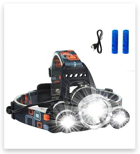 MiXXAR Led Headlamp Ultra Bright Headlight