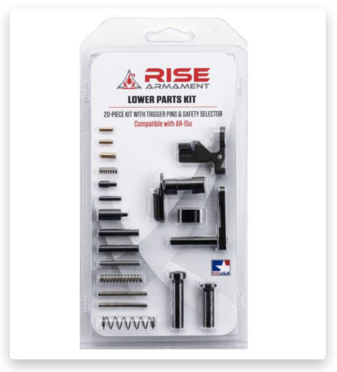 RISE Armament Lower Parts Minus Trigger Kit