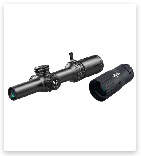 Swampfox Arrowhead Rifle Scope