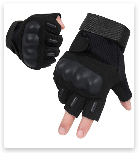 HICKMAN Army Tactical Gloves Outdoor Full Finger