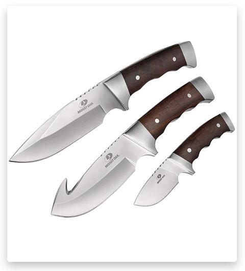 Mossy Oak Fixed Blade Hunting Knives