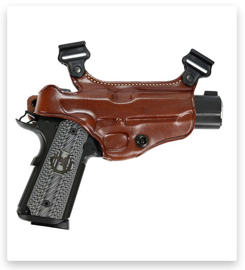 Galco S3H Shoulder Holster Components
