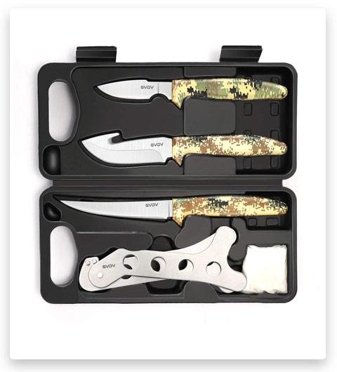 GVDV Hunting Knife Kit