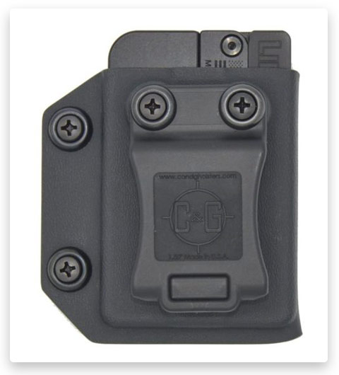 C&G Holsters Universal Lifeguard IWB/OWB Holster