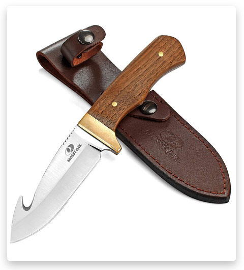 Mossy Oak Fixed Blade Gut Hook Knife