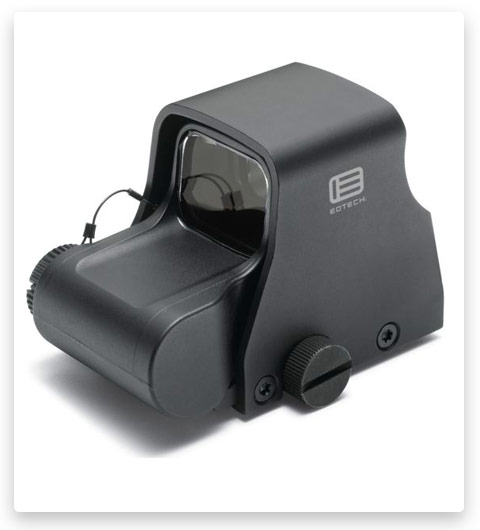 XPS3 Transverse Red Dot Holosight