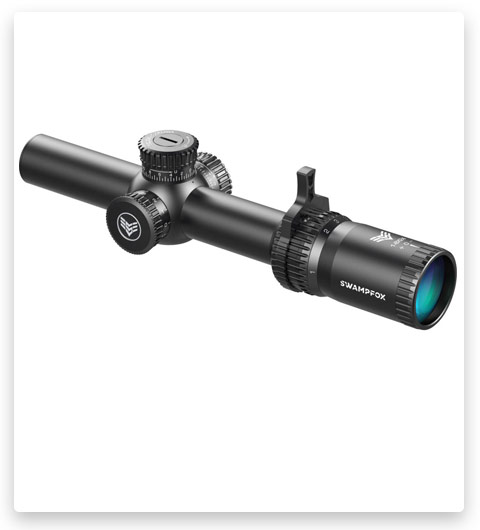 Swampfox Tomahawk Rifle Scope