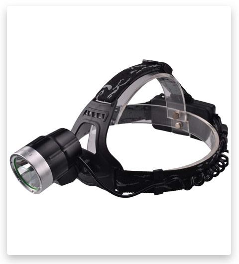 WindFire Green Light Hunting Headlamp