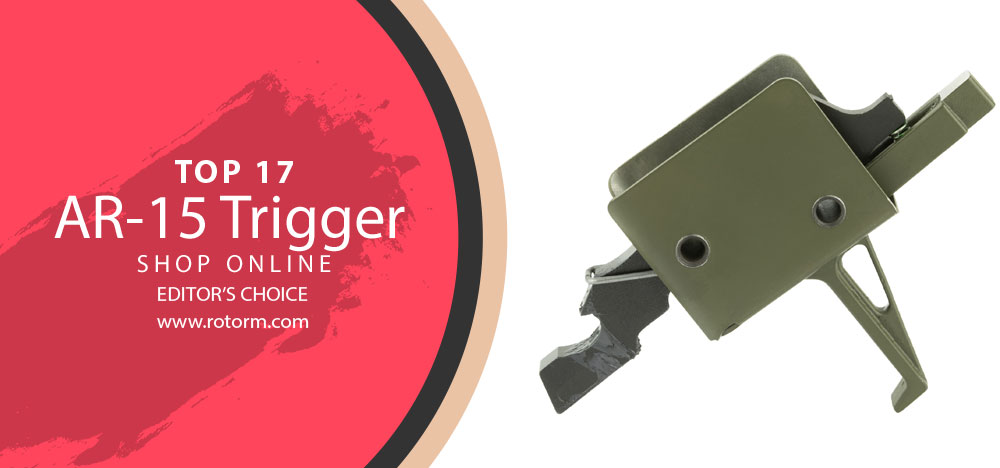 Best AR 15 Trigger - Editor's Choice