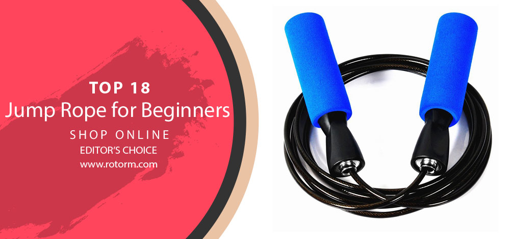 Best Jump Rope for Beginners - Editor's Choice