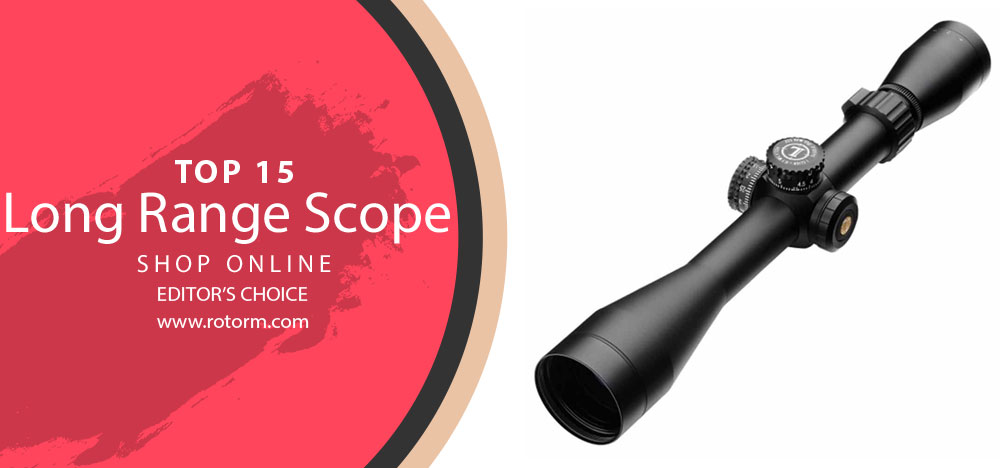 Best Long Range Scope - Editor's Choice